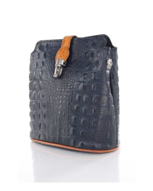 Gina 530 Navy/Saddle