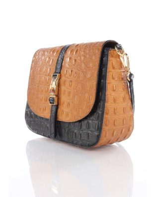 Crystal 1820 Black/Tan
