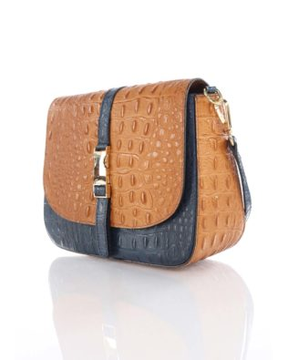 Crystal 1820 Navy/Tan