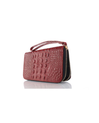 Martina 66 Wallet & Wrist-let Red/Black