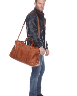 LEATHER BAGS FOR MEN Adriano 3500